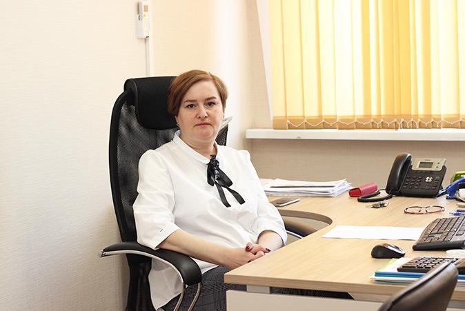 Главный бухгалтер: Акулова Ольга Михайловна