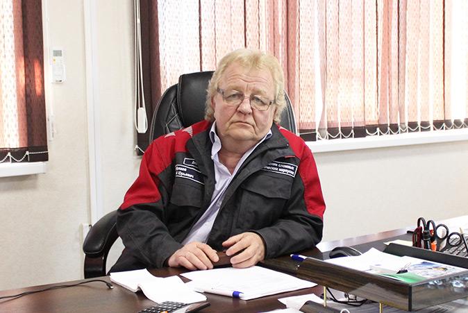 Серебряков Сергей Юрьевич Директор
