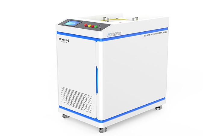 Лазерный сварочный аппарат SENFENG