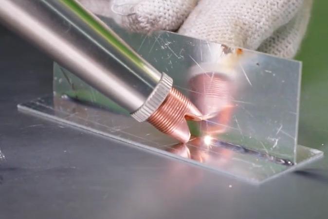 Ручная лазерная сварка SENFENG SF1000